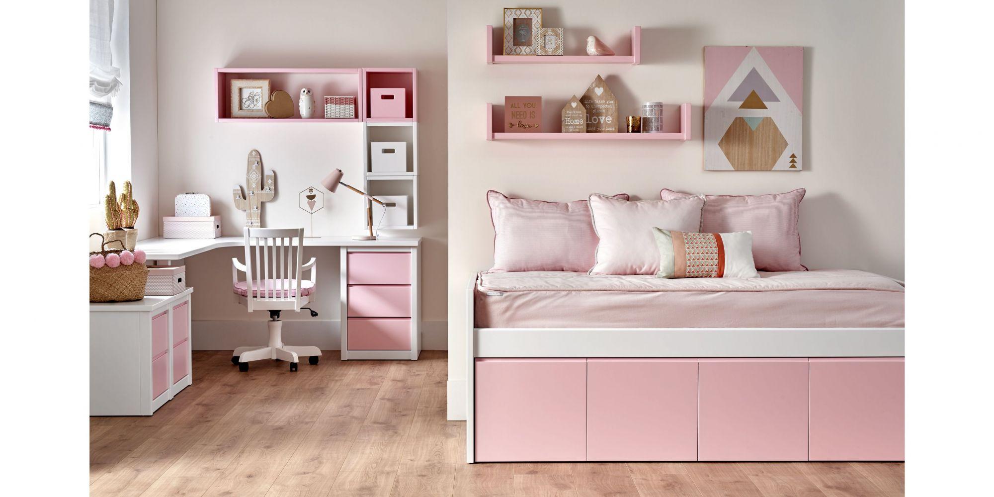 Nido juguetero para habitaciones infantiles | Mueble Juvenil