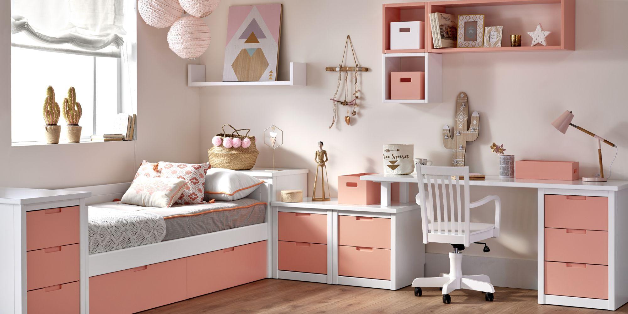 Nuestros muebles garabatos mobiliario - Habitaciones juveniles ninas ...