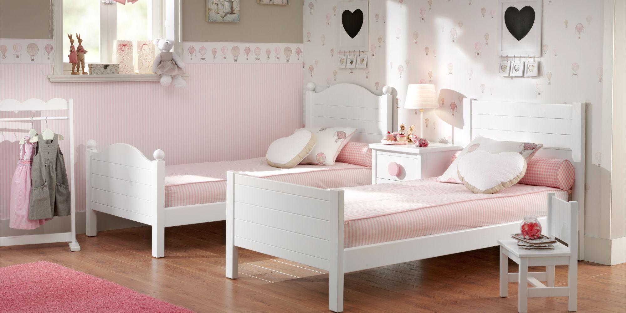 Cama individual, ideal para habitación infantil | Mueble Infantil