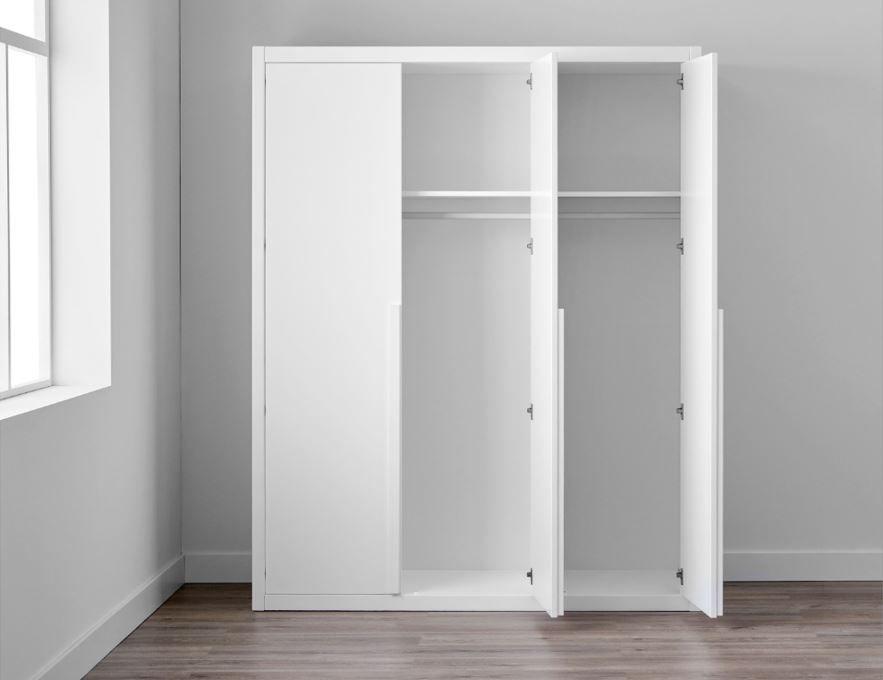 Armario 3 puertas ancho 144cm